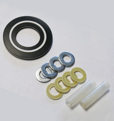 flange isolation and sealing kit